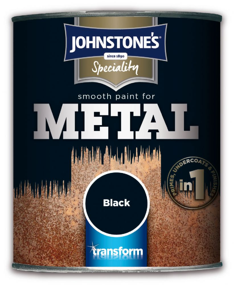 Johnstones Speciality Smooth Paint for Metal 750ml